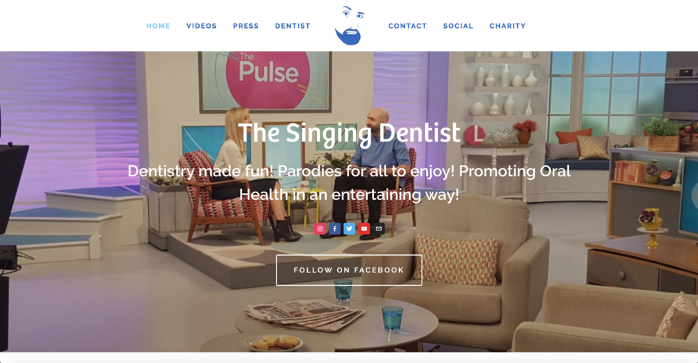 The Singing Dentist