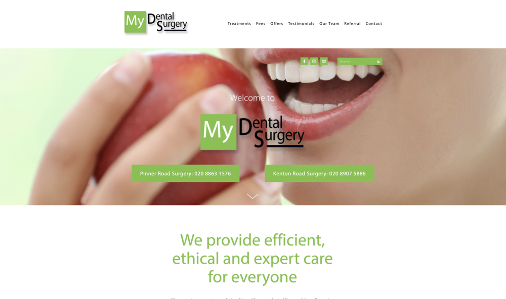 My Dental Surgery - www.mydentist4u.com