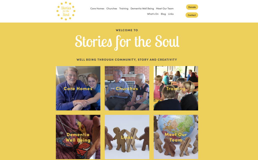 Stories for the Soul - www.storiesforthesoul.org