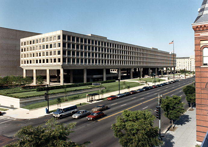 US Department of Energy Building