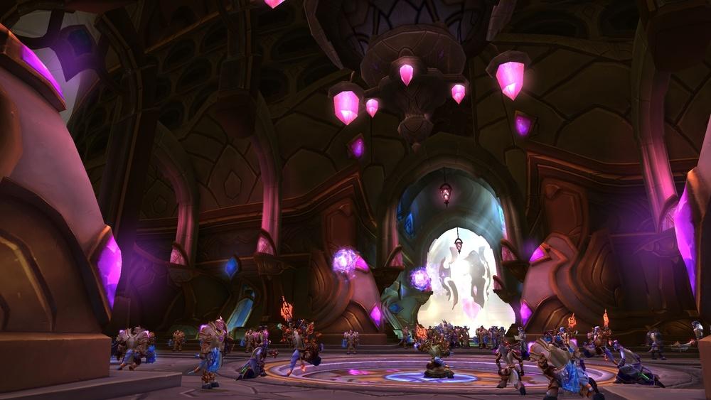 Warlords of Draenor dungeon, Auchindoun
