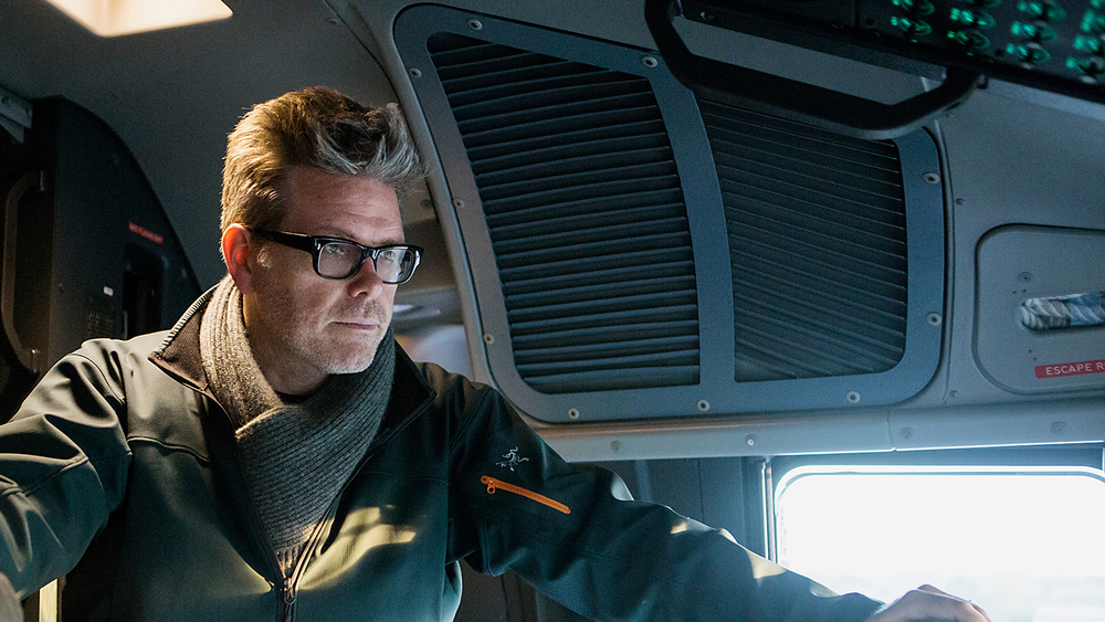 Director Christopher McQuarrie
