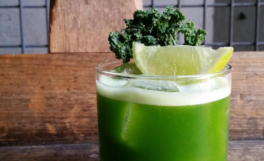 Kale Daiquiri (round one)