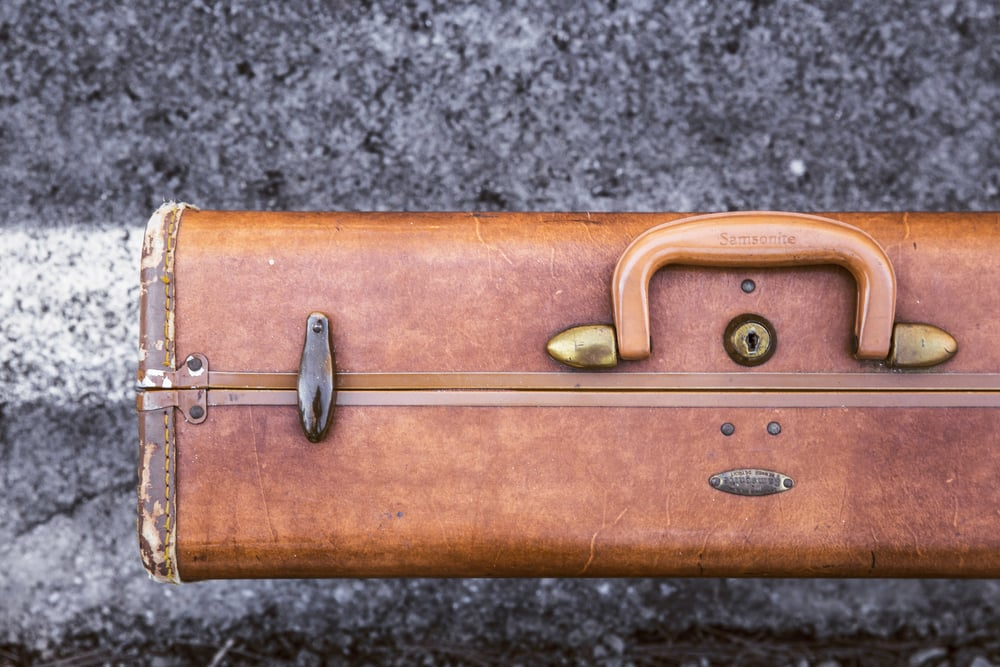 brown-suitcase