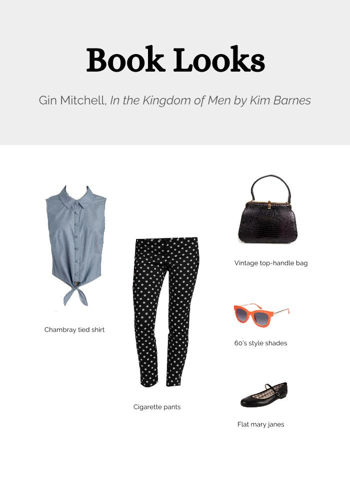 Book Looks_Gin Mitchell