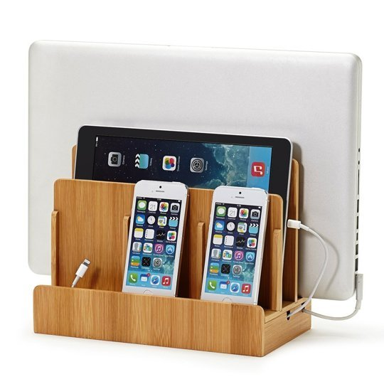 G.U.S. Bamboo Charging Station