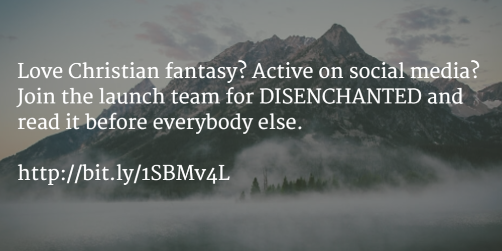 Disenchanted Launch Team