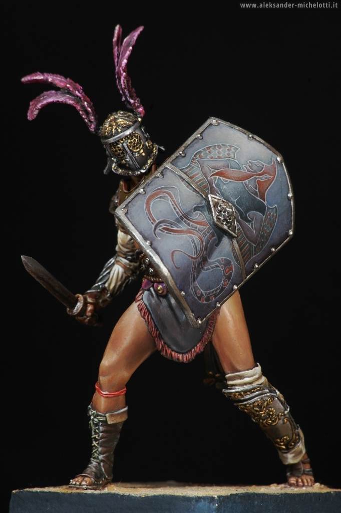 Provocatore gladiator