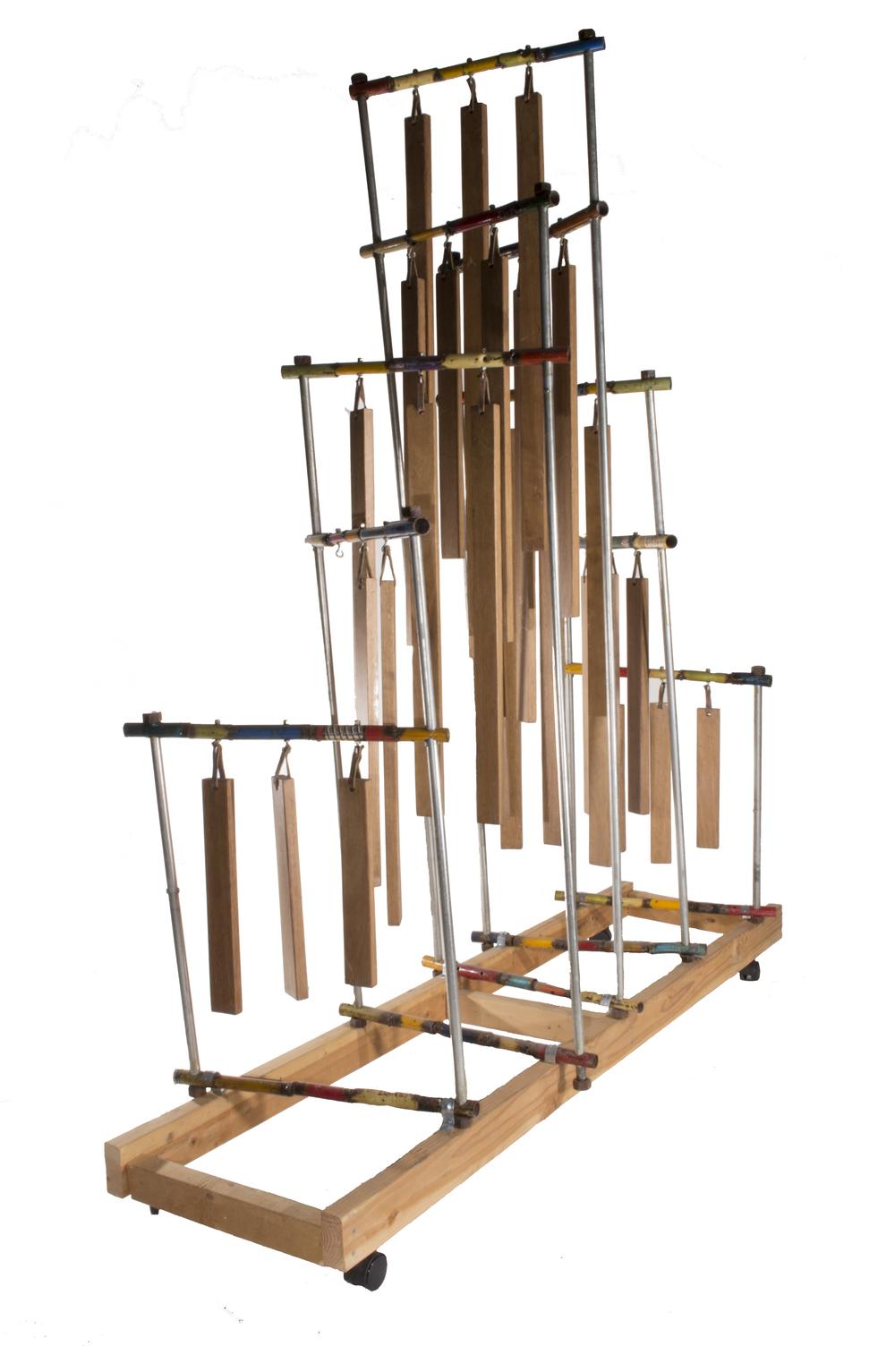 Wood xylophone 1977