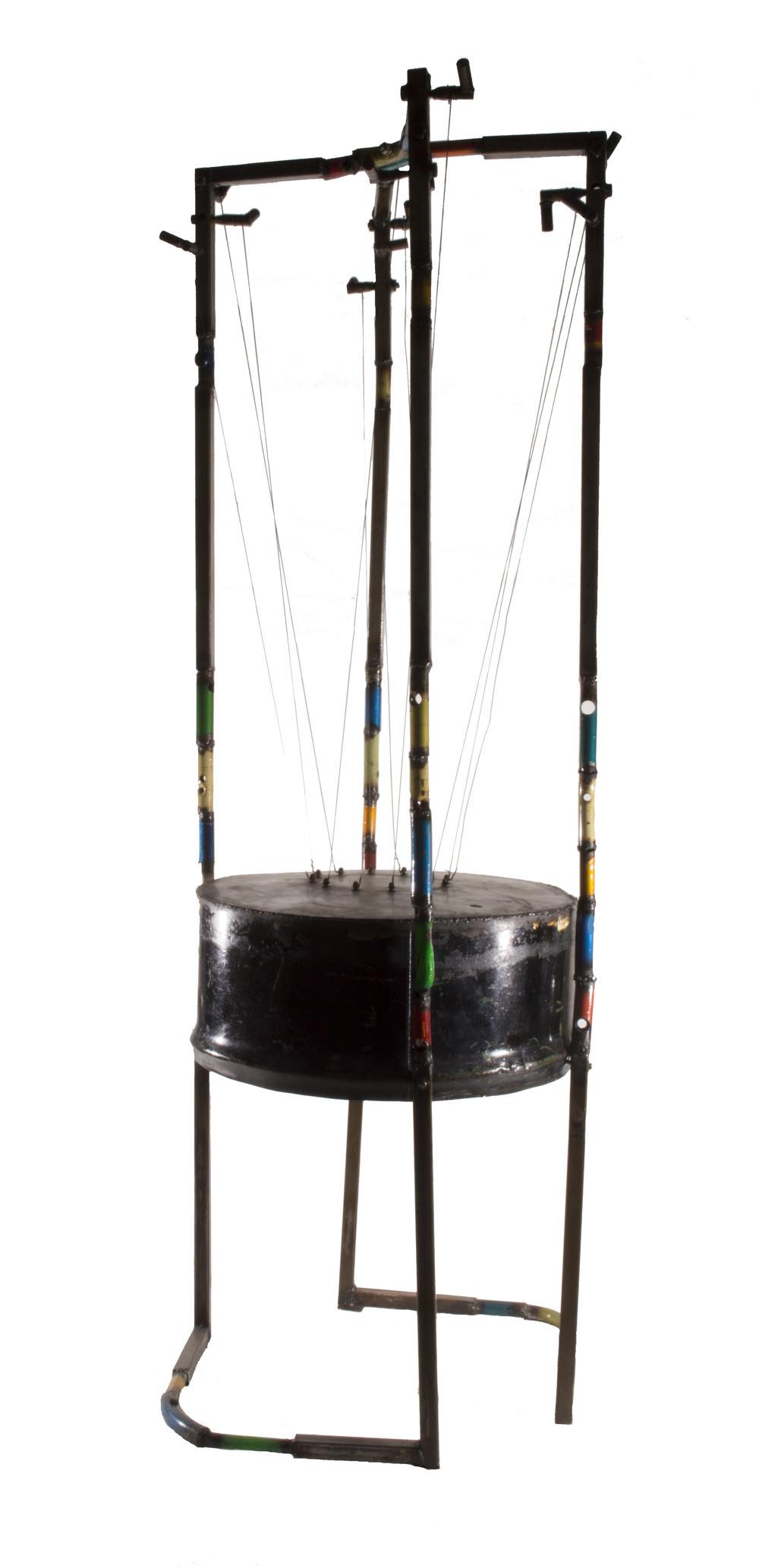 Harp Drum 1976