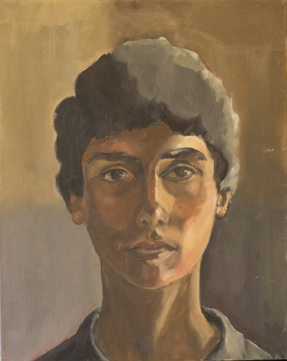 Self Portrait 1966