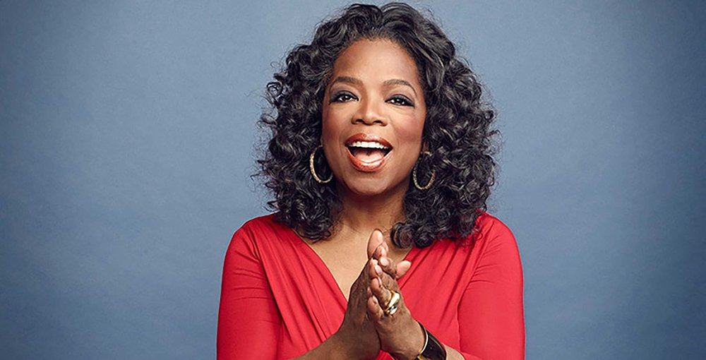 Oprah Winfrey -  Media Executive, Actress, Talk Show Host, Television Producer and Philanthropist