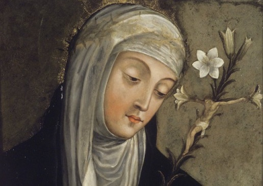 St. Catherine of Siena (1347-1380)