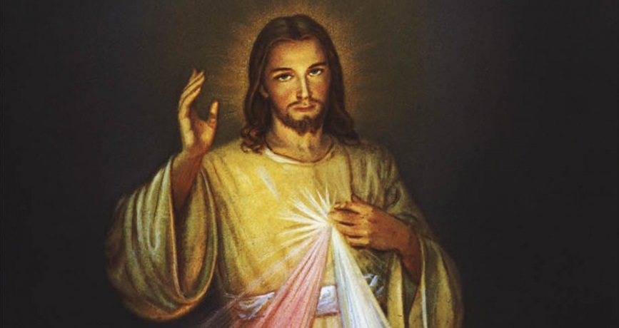 Image result for divine mercy image