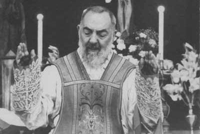 St. Pio of Pietrelcina (1887-1968)