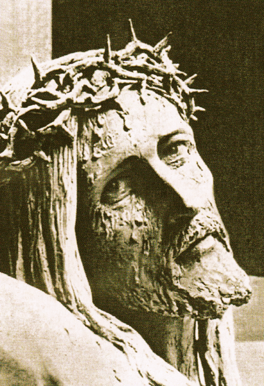 during Lent: download and print this Stations of the Cross PDF - click image