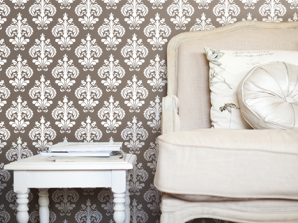 Devine It Yourself at Target - Devine Chantilly Wallpaper #impressyourself