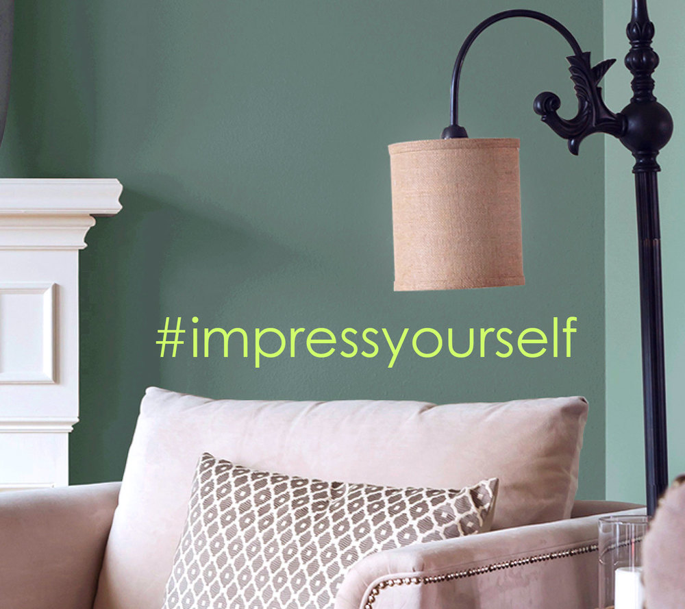 #impressyourself with Devine Color #paint #impressyourself