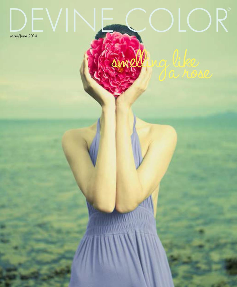 #impressyourself Devine Color eMagazine