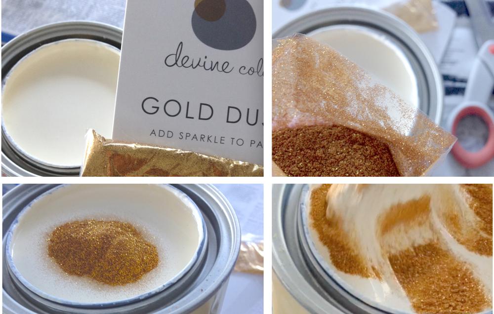 Devine Gold Dust #impressyourself
