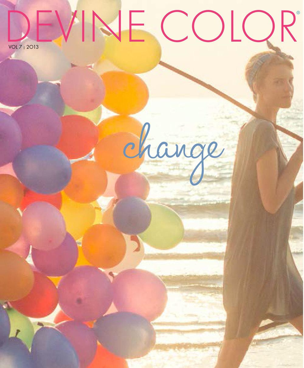 Devine Color eMagazine #impressyourself