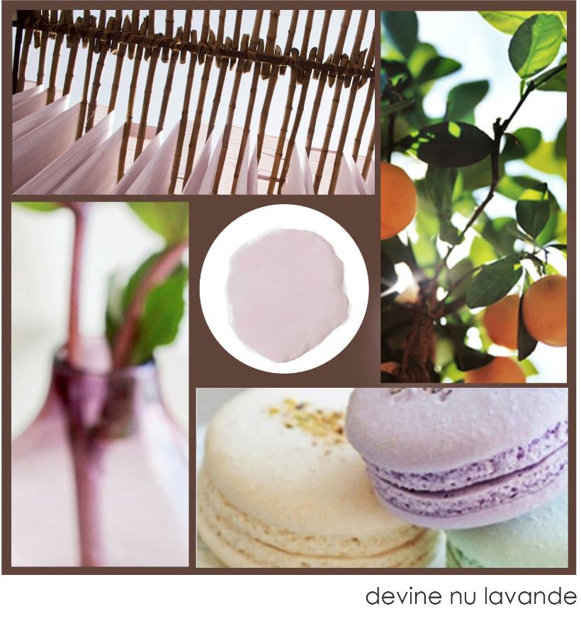 Devine Color Inspiration - Nu Lavande #pastel #impressyourself