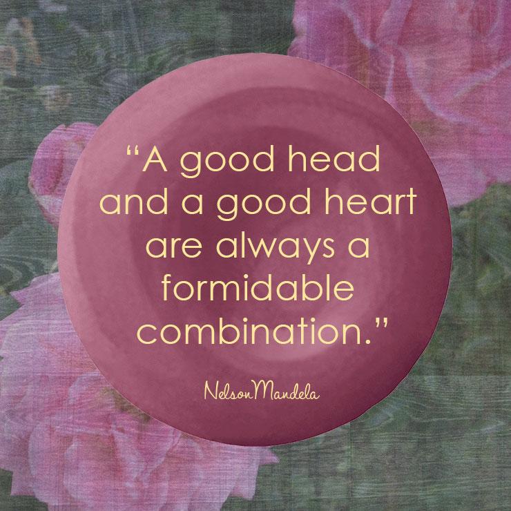 Devine Color Wisdom - Nelson Mandela