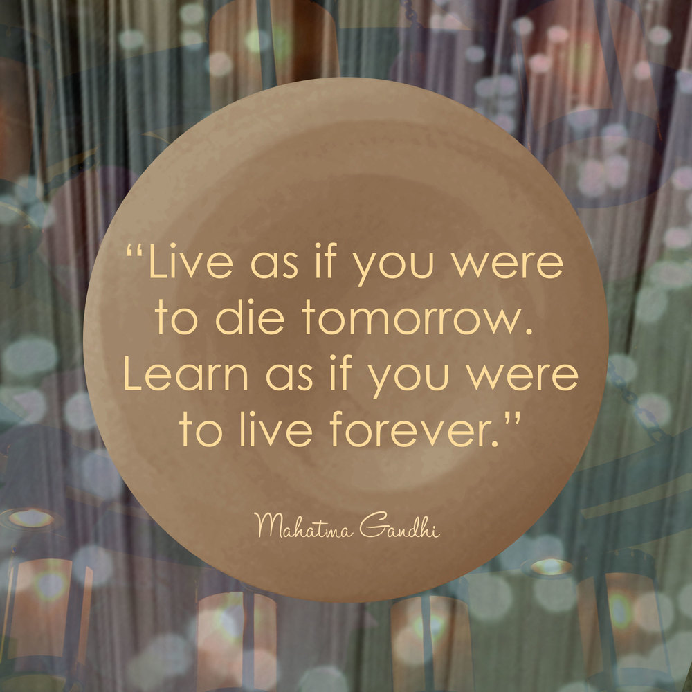 Devine Color Wisdom - Gandhi