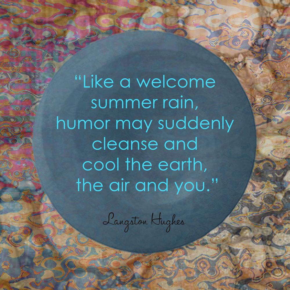 Devine Color Wisdom - Langston Hughes