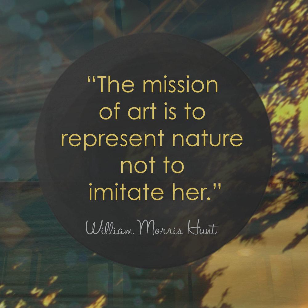 Devine Color Wisdom - William Morris Hunt
