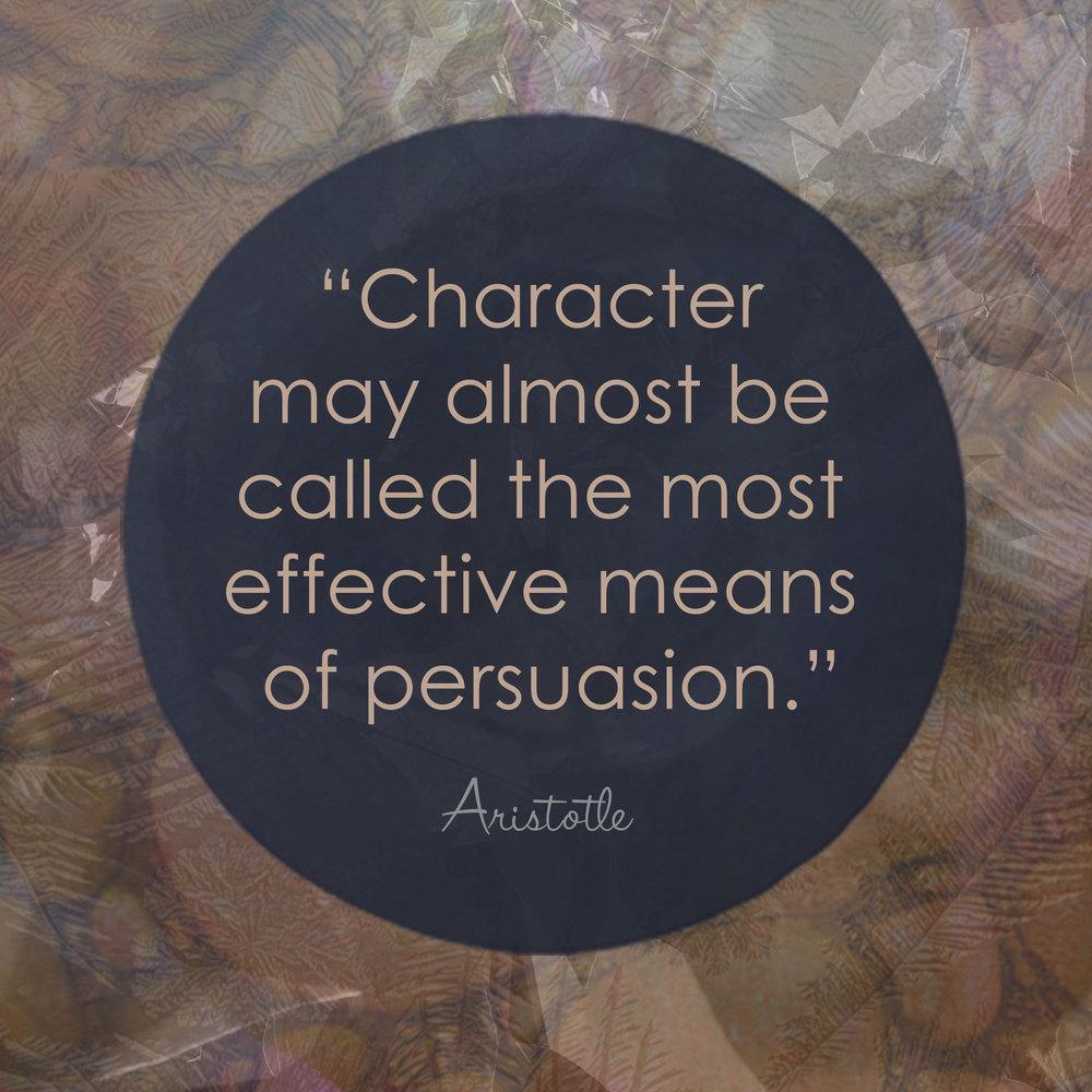 Devine Color Wisdom - Aristotle