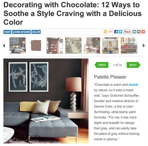 BOB VILLA Loves Devine Cocoa