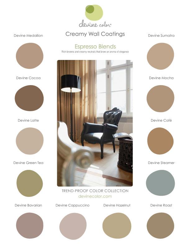 Devine Color Espresso Blends Collection