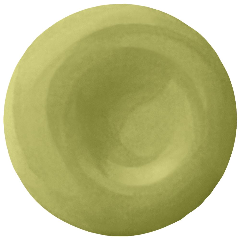 A flashy green paint color, Devine Pistachio Lime Beans is a vibrant pigment that brightens the palette.