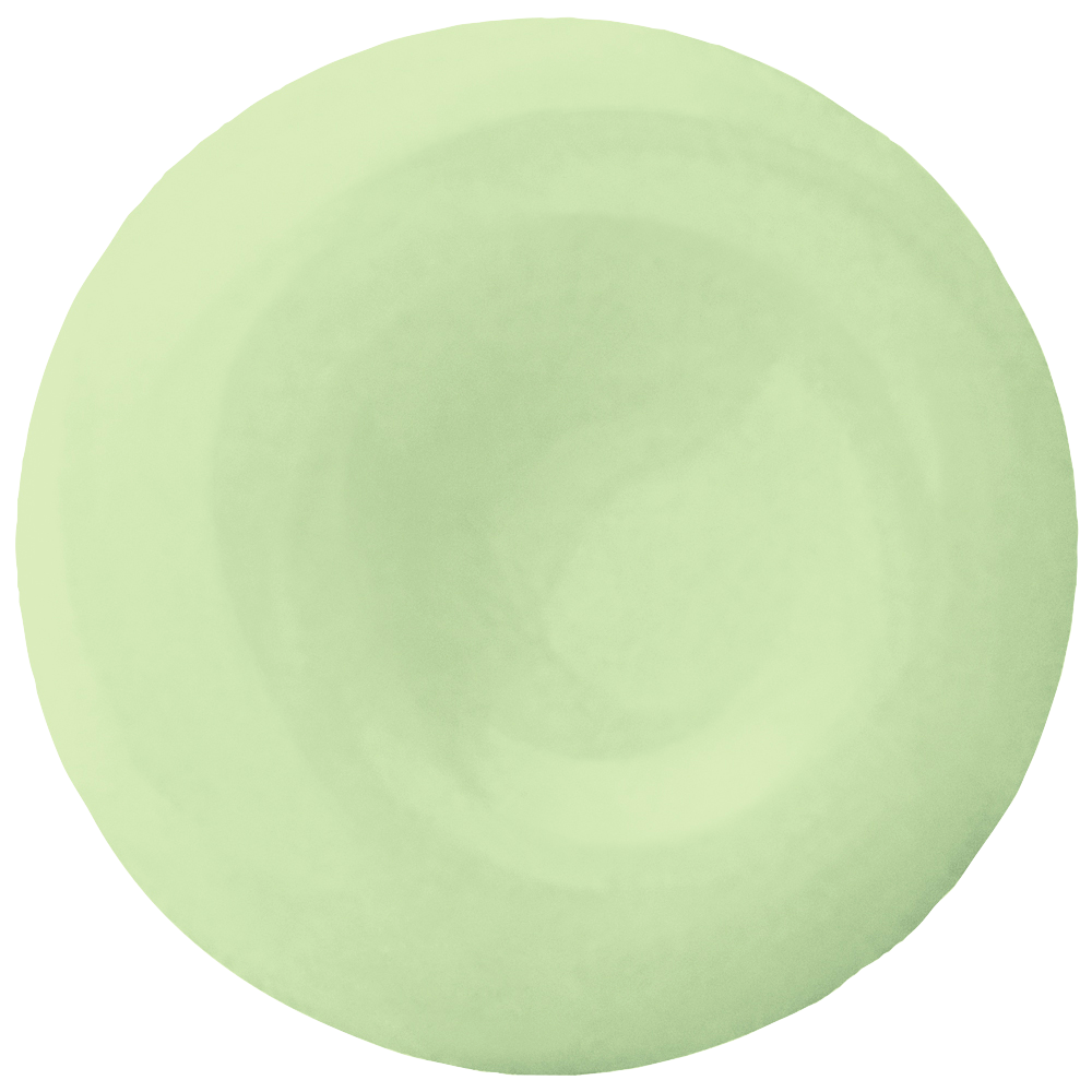 A succulent green paint color, Devine Tropical Kiwi Beans is a juicy pigment with each and every bite.