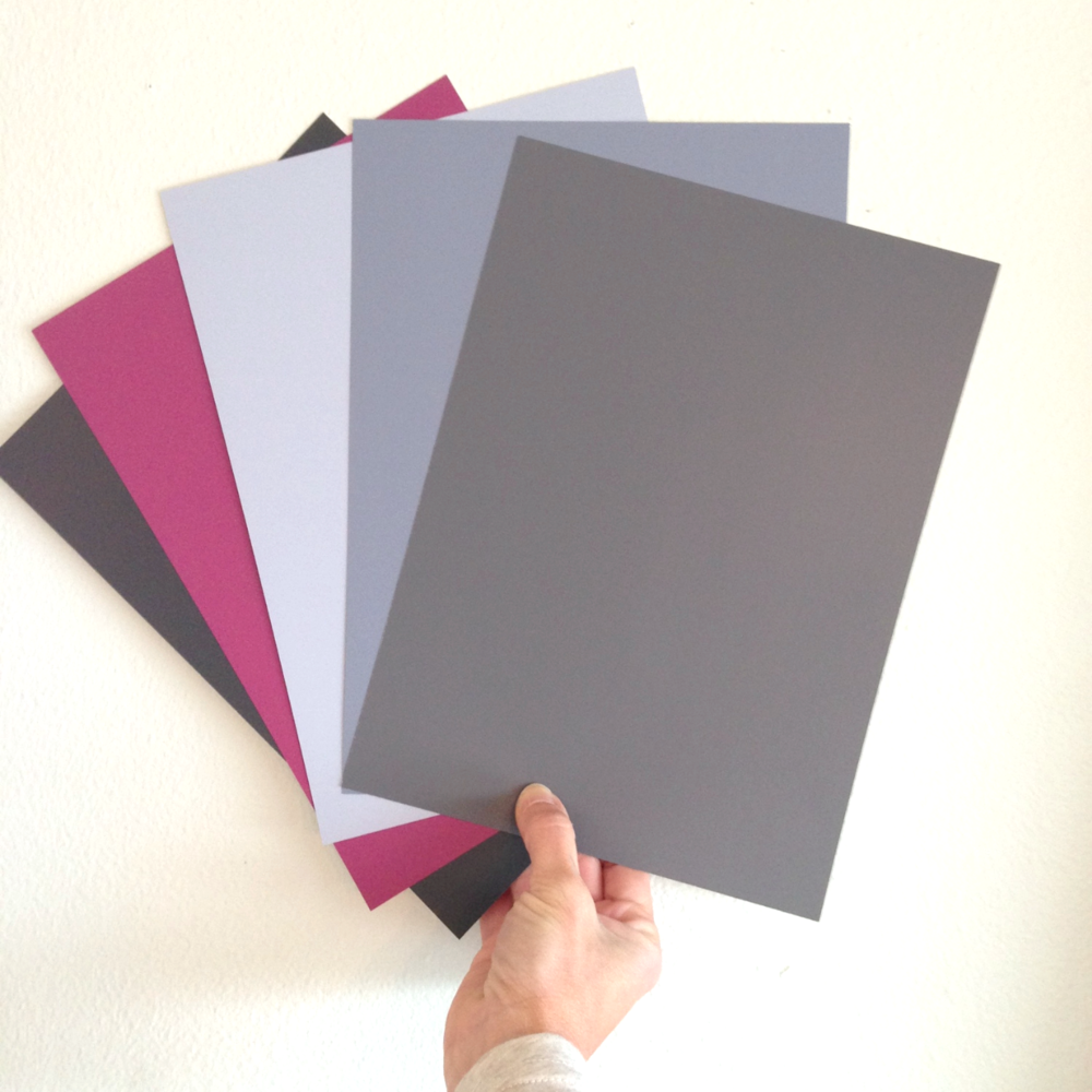 "209 COLORS 8""X11"" PAGE SAMPLES IN DELICATE SHEEN  Shop Now"