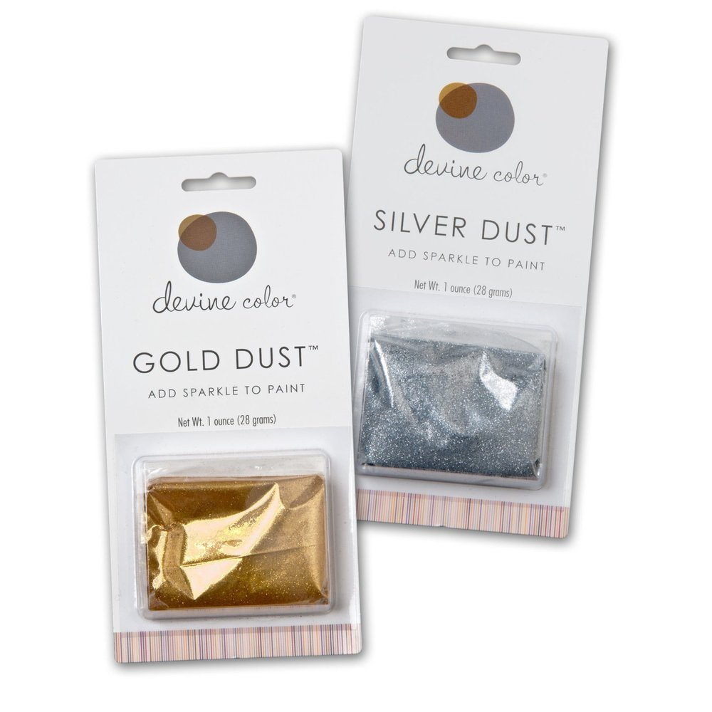 DEVINE COLOR SILVER AND GOLD DUST
