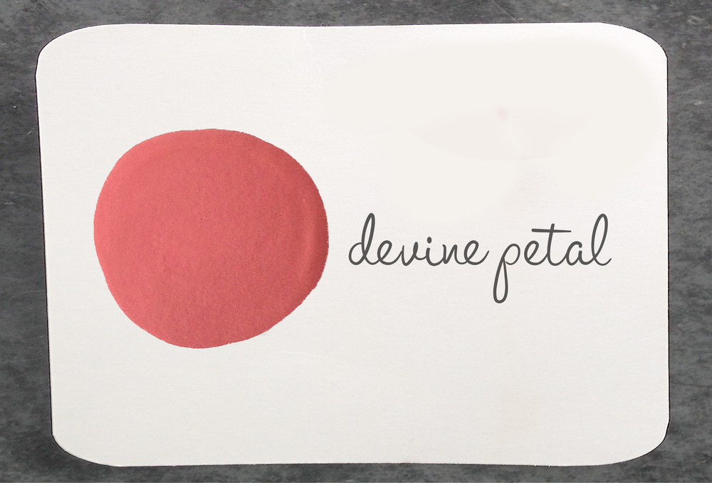 Devine Petal is a perfectly handcrafted coral pink wall color available at Target. Part ofDevine Color's new spring paint color collection.