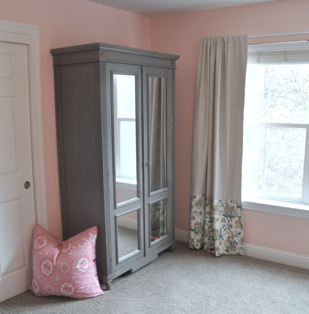Devine Pirouette is a perfectly handcrafted ballet slipper pink wall color available at Target. Part of Devine Color's new spring paint color collection.