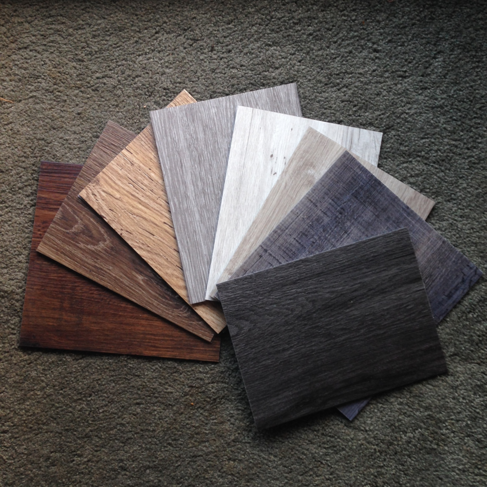 DEVINE COLOR CONTACT: TRUE TO WOOD BUT BETTER SAMPLES