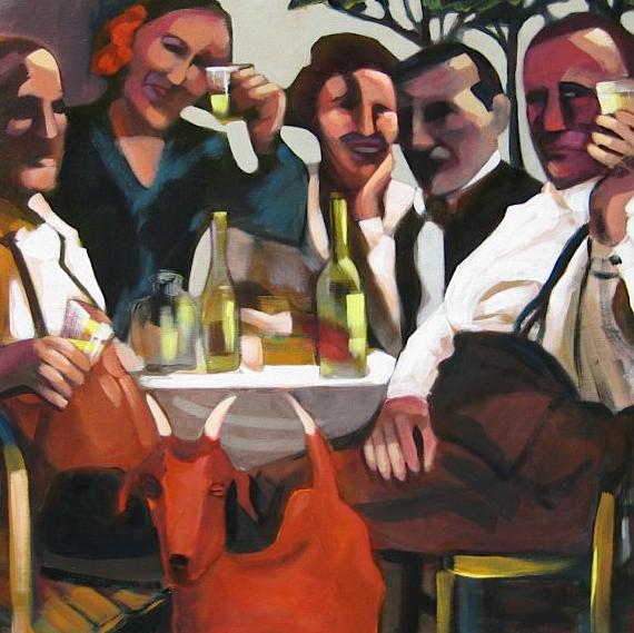 Artist Sandra Jones Campbell
