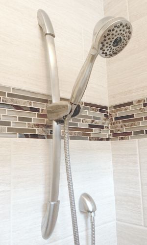 Devine Bath Showerhead