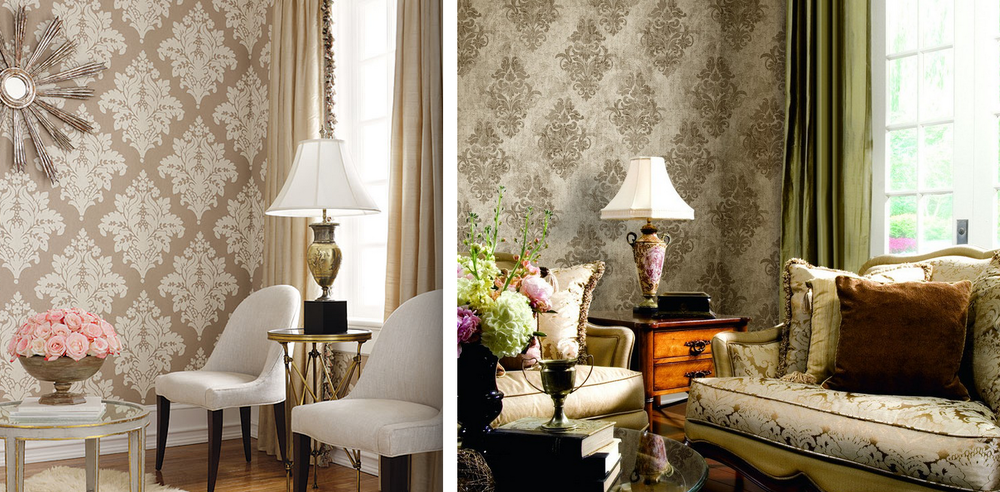 Hit:Traditional with the right graphic style and proportion to avoid looking trendy or passe'