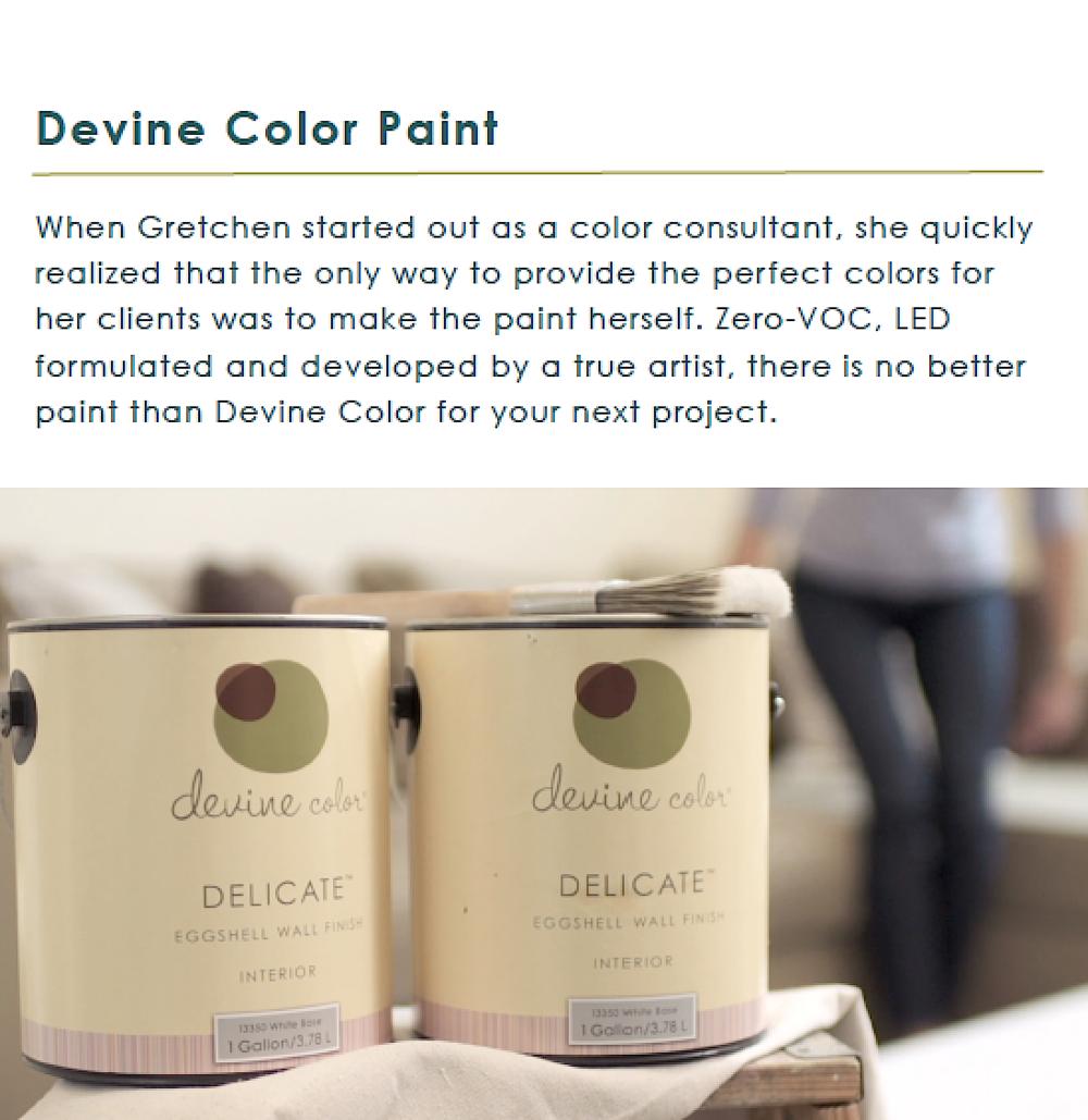 Devine Color Paint