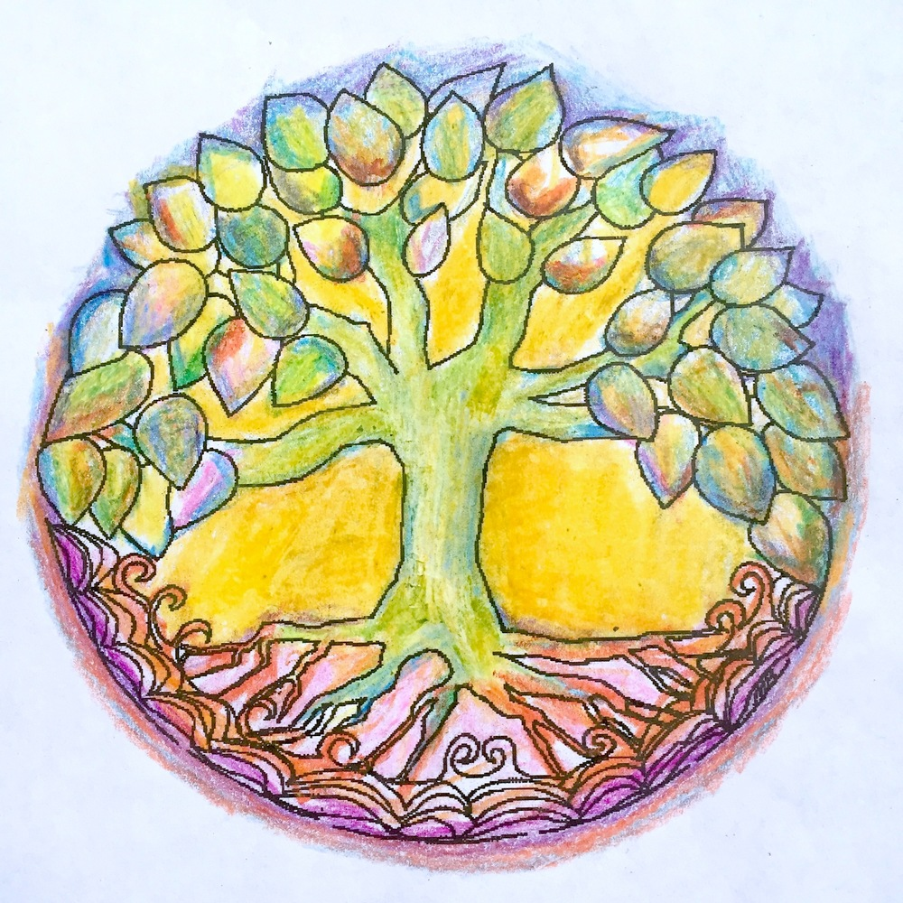 The Tree of Life is a universal symbol found in many spiritual and mythological traditions around the world. In various cultures it is known as the Cosmic Tree, the World Tree and the Holy Tree. The Tree of Life symbolizes many things, including wisdom, protection, strength, bounty, beauty, and redemption. This wise and holy Tree is like the Creator as it sustains creation with its abundant fruit, protection and generativity.