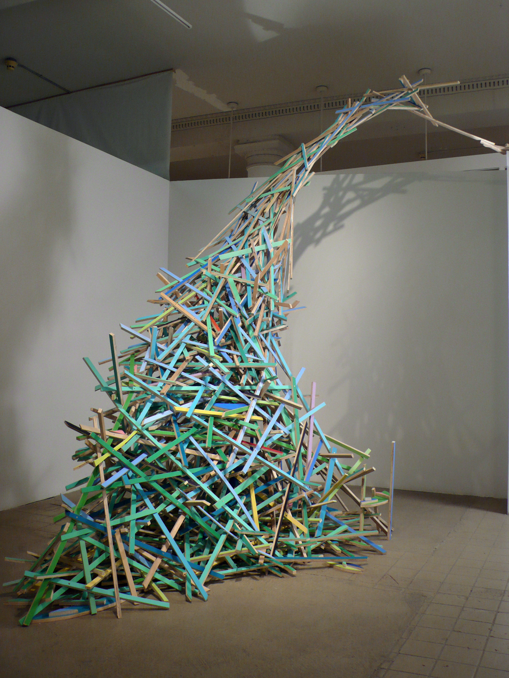 ubicandome: it is what it is, 2009