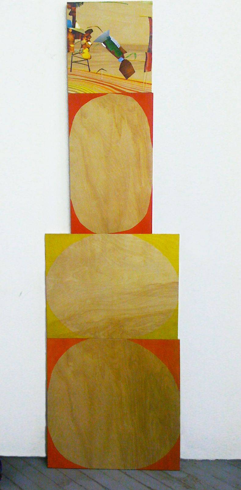 stacked shapes, 2012