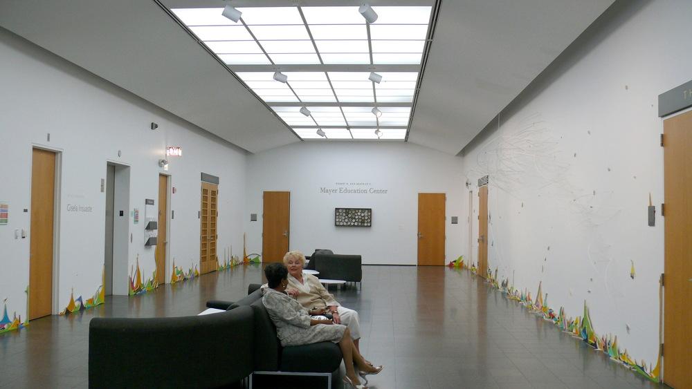 montañitas y olas: walking, talking, seeing, being, 2008