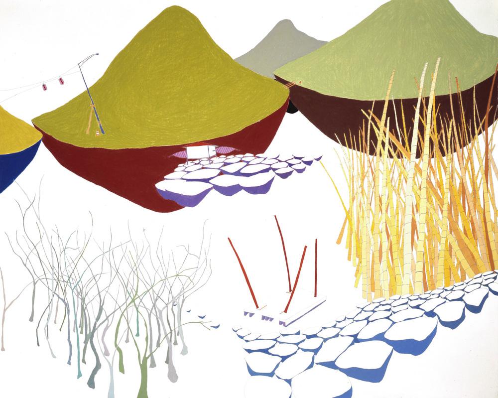 paisaje magico, 2007