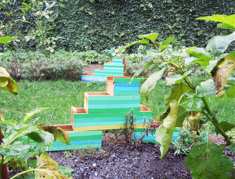 garden box, 2011